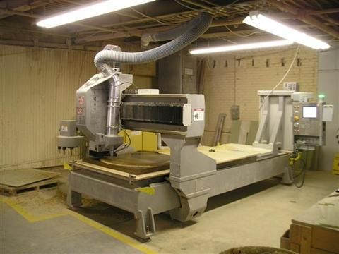 Large Table Milling/Routing
