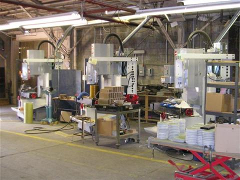 CNC Mills
