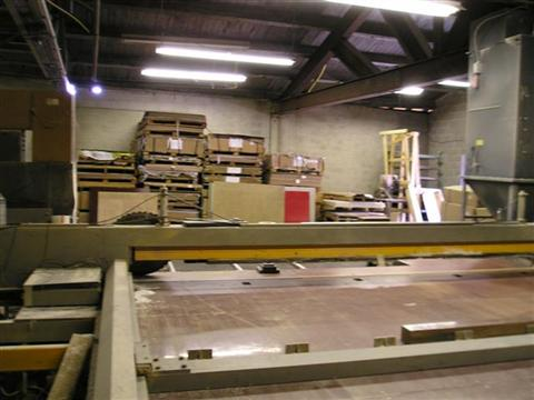 Warehouse Saw